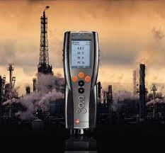 Testo 340 Combustion & Emission Analyzer
