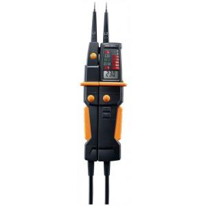 Testo 750-3 Digital Voltage Tester w/ GFCI Test
