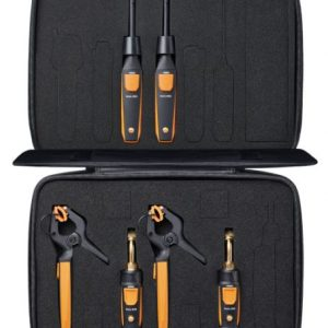 Testo Smart Probes AC & Refrigeration Test Kit PLUS 0563000241