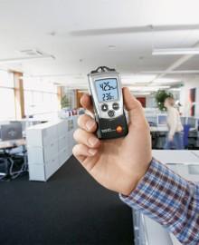Testo 610 – Hygrometer – Pocket Series