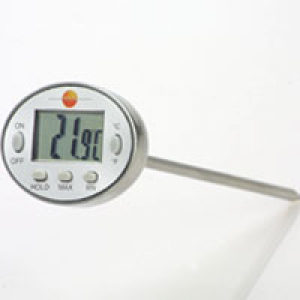 Testo SS Mini Waterproof Thermometer