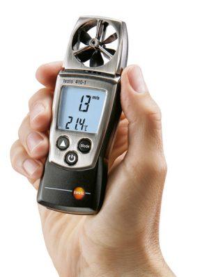 Testo 410-1-Vane Anemometer – Pocket Series