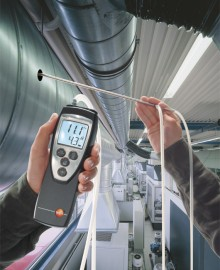Testo 512 (0 to 200 hPa/mbar)