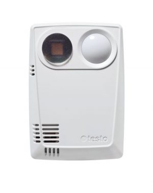 testo 160 THL – WiFi data logger with integrated sensors for temperature, humidity, lux and UV radiation