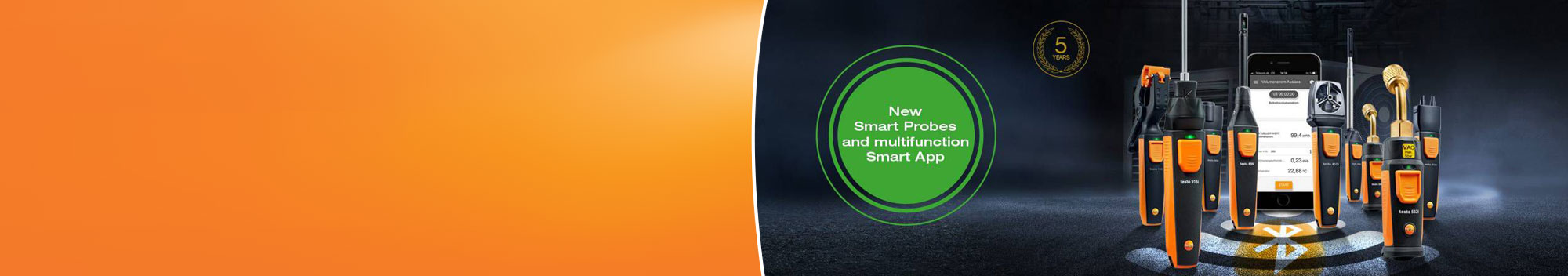 Smart professionals rely on Smart Probes  Everything in view with one click