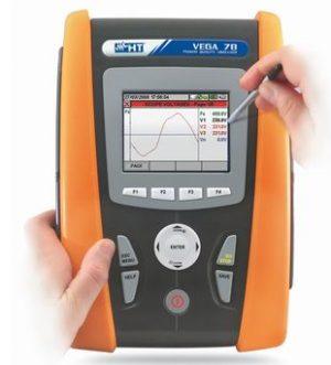 HT Italia Power Analyser /Recorder 1&3 Phase
