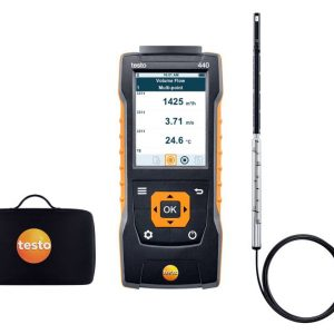 Testo 440 Hot Wire Kit 0563 4400