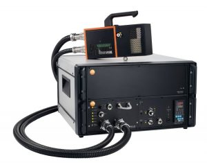 Testo ViPR volatile particle remover for sampling and raw gas conditioning