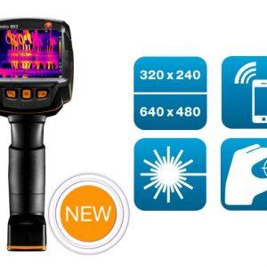 Testo 883 thermal imaging camera 0560 8830