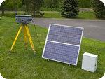 TSI 8533 Solar Powered Standard System